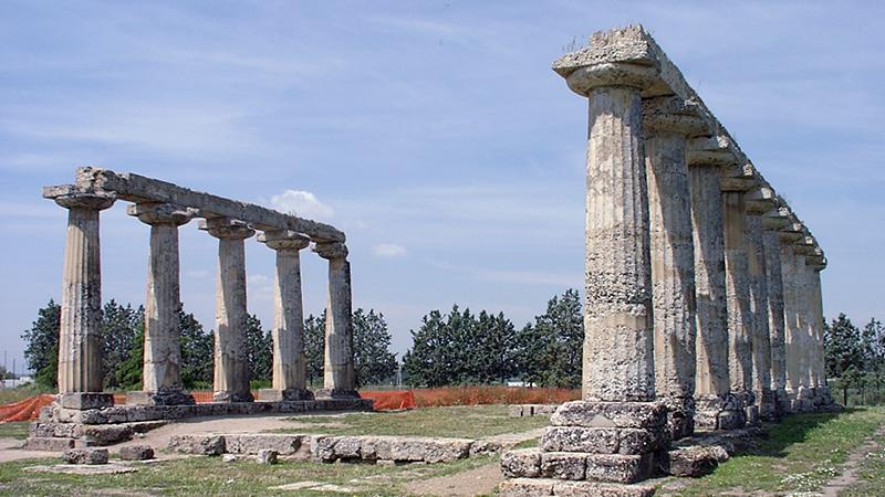 sito archeologico metaponto