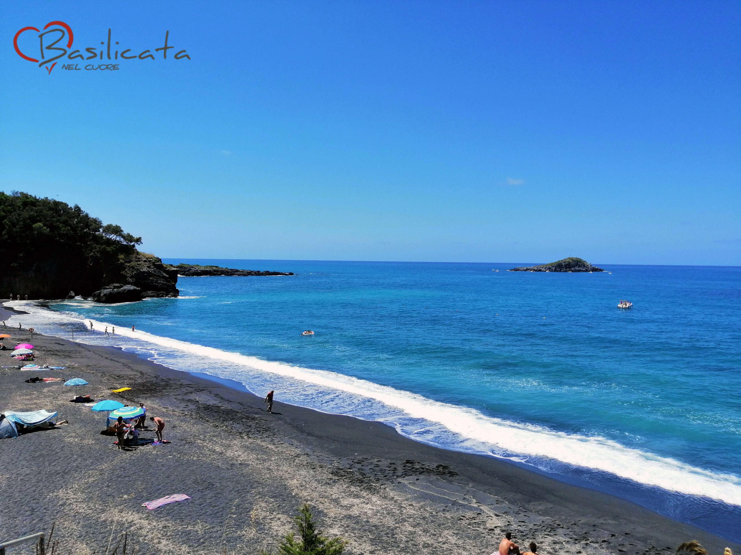 spiaggia di maratea