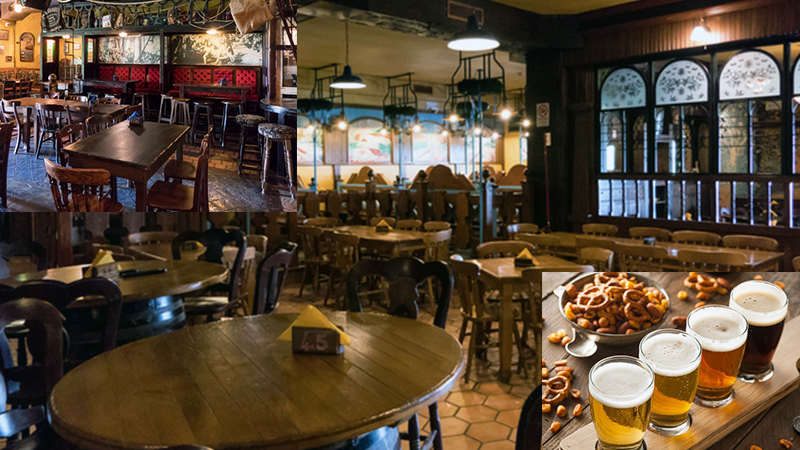 old stories pub di barile
